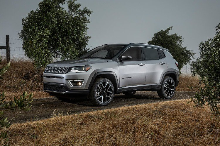 Jeep Compass sw Special Editions 1.6 Multijet 120 Night Eagle 5dr [2wd] - 34
