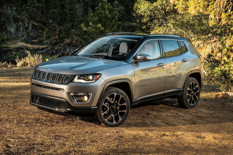 Jeep Compass sw Special Editions 1.6 Multijet 120 Night Eagle 5dr [2wd] - 33