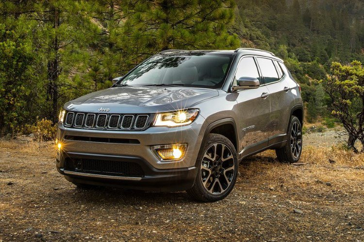 Jeep Compass sw Special Editions 1.6 Multijet 120 Night Eagle 5dr [2wd] - 31