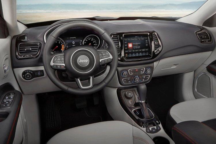 Jeep Compass sw 1.4 Multiair 140 Longitude 5dr [2wd] - 34