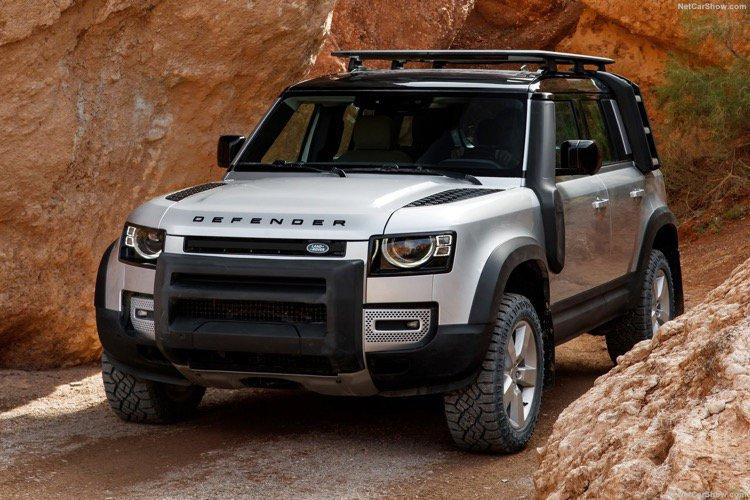 Land Rover Defender Diesel Estate 2.0 D200 S 110 5dr Auto [6 Seat] - 1