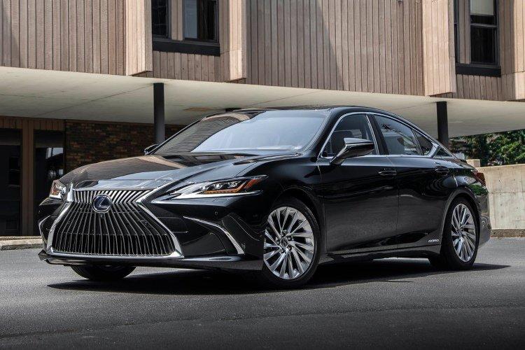 Lexus es Saloon 300h 2.5 4dr cvt - 30