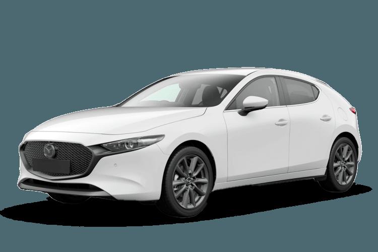 Mazda mazda3 Hatchback 2.0 e Skyactiv x Mhev [186] gt Sport Tech 5dr - 1