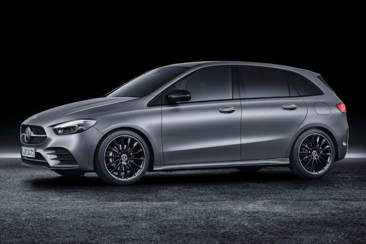Mercedes b Class Hatchback b180 amg Line Premium 5dr Auto - 35