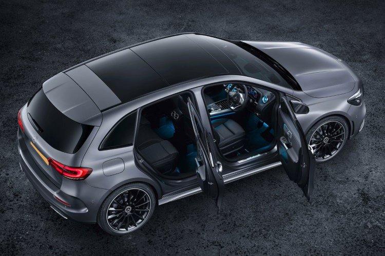 Mercedes b Class Hatchback b180 amg Line Premium 5dr Auto - 36