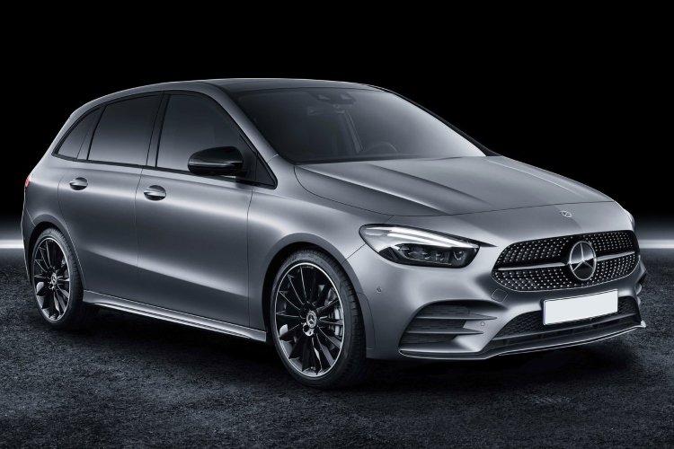 Mercedes b Class Hatchback b180 amg Line Premium 5dr Auto - 33