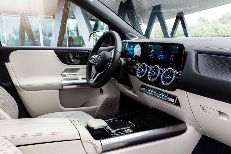 Mercedes b Class Hatchback b180 Sport Executive 5dr Auto - 39