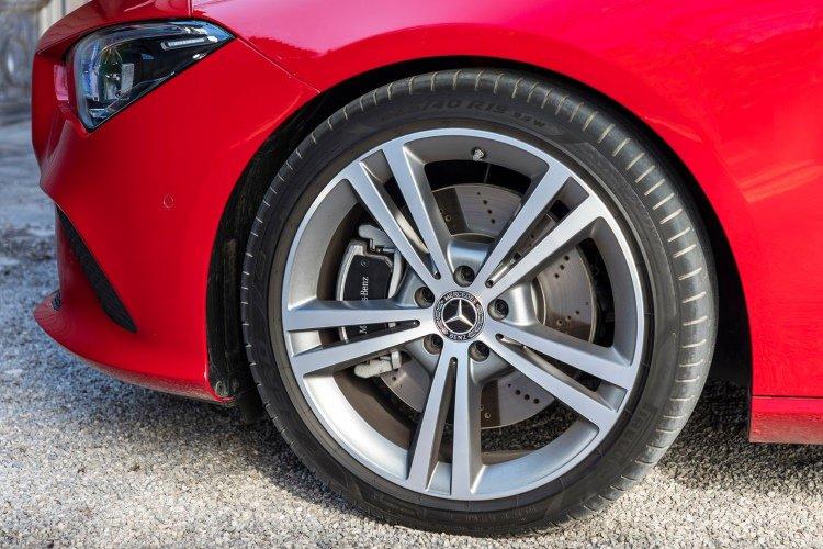 Mercedes cla Coupe cla 180 amg Line Premium 4dr tip Auto - 43