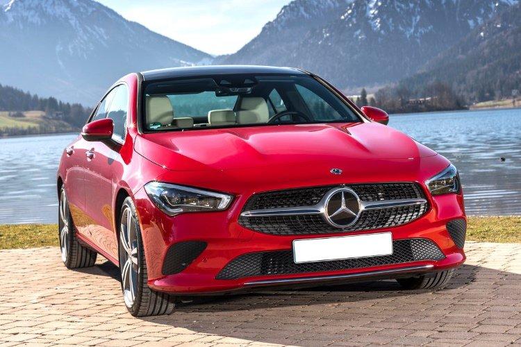 Mercedes cla Coupe cla 180 amg Line Premium 4dr tip Auto - 41