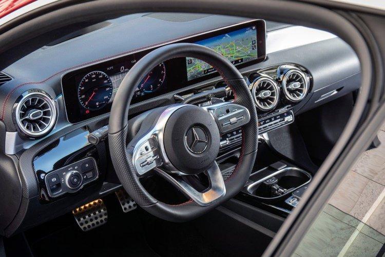Mercedes cla Coupe cla 180 amg Line Premium 4dr tip Auto - 51