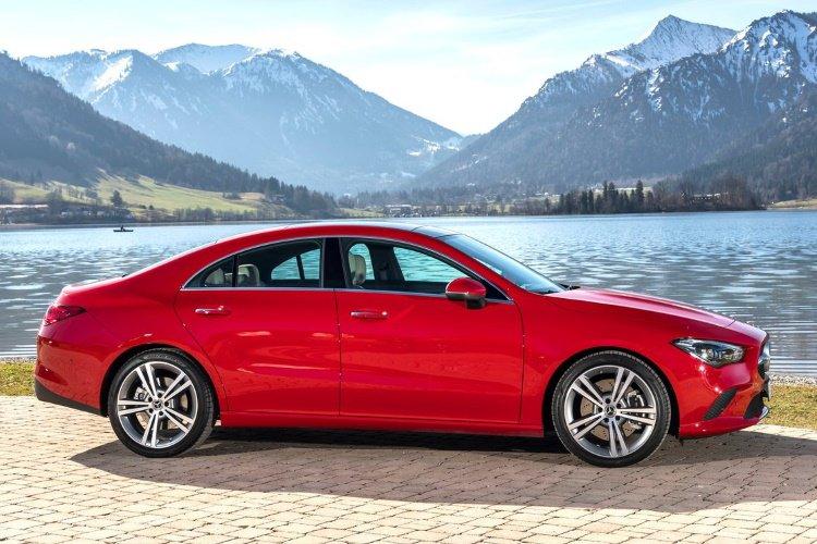 Mercedes cla Coupe cla 180 amg Line Premium 4dr tip Auto - 42
