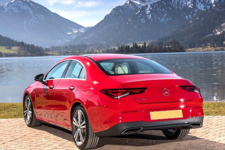 Mercedes cla Coupe cla 180 amg Line Premium 4dr tip Auto - 45