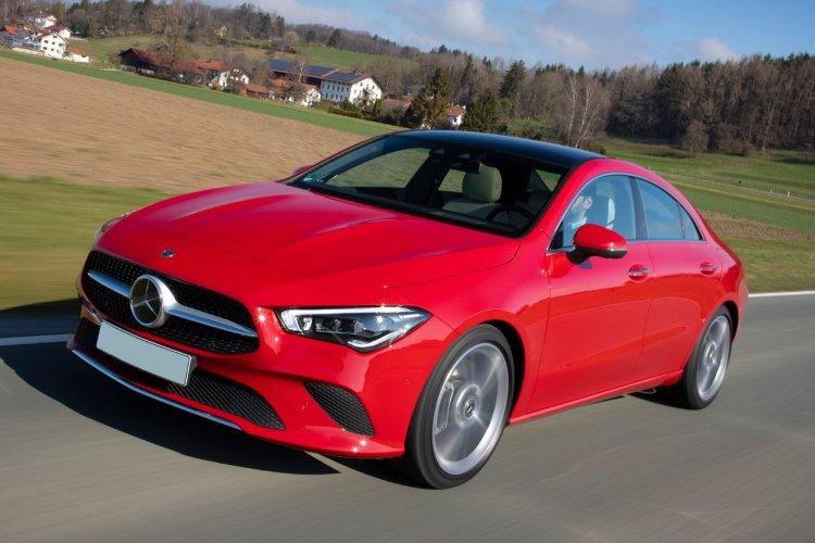 Mercedes cla Coupe cla 180 amg Line Premium Plus 4dr tip Auto - 45