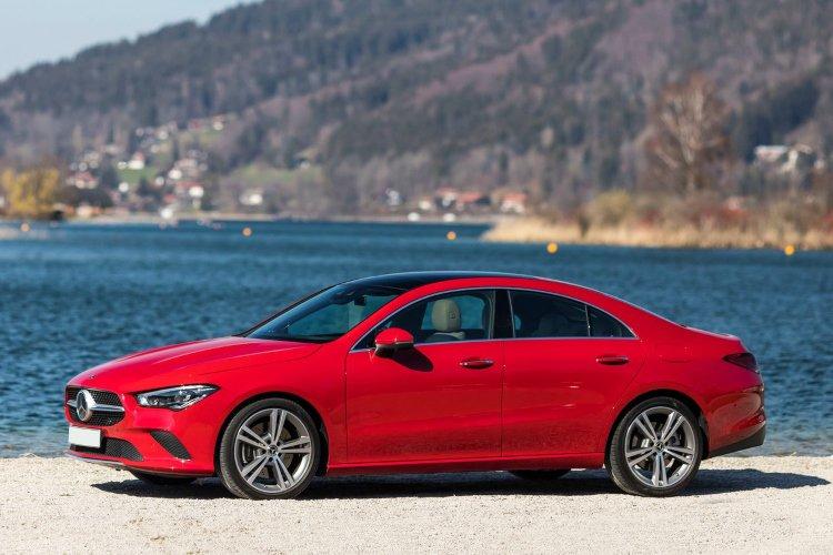 Mercedes cla Coupe cla 180 amg Line Premium Plus 4dr tip Auto - 42
