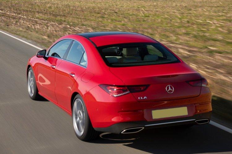 Mercedes cla Coupe cla 180 amg Line Premium Plus 4dr tip Auto - 41