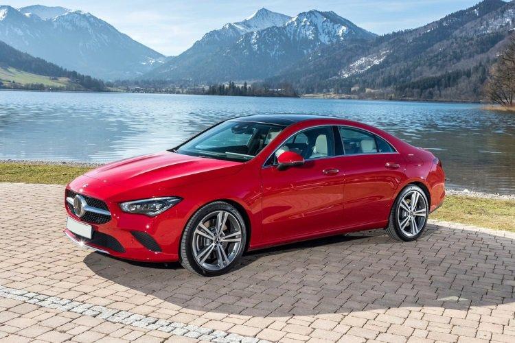 Mercedes cla Coupe cla 180 amg Line Premium Plus 4dr tip Auto - 43