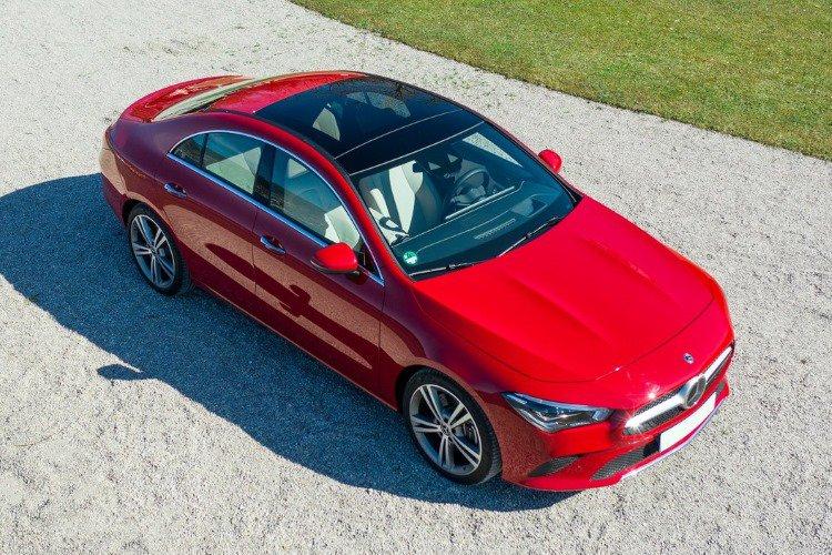 Mercedes cla Coupe cla 200 amg Line Premium 4dr tip Auto - 45