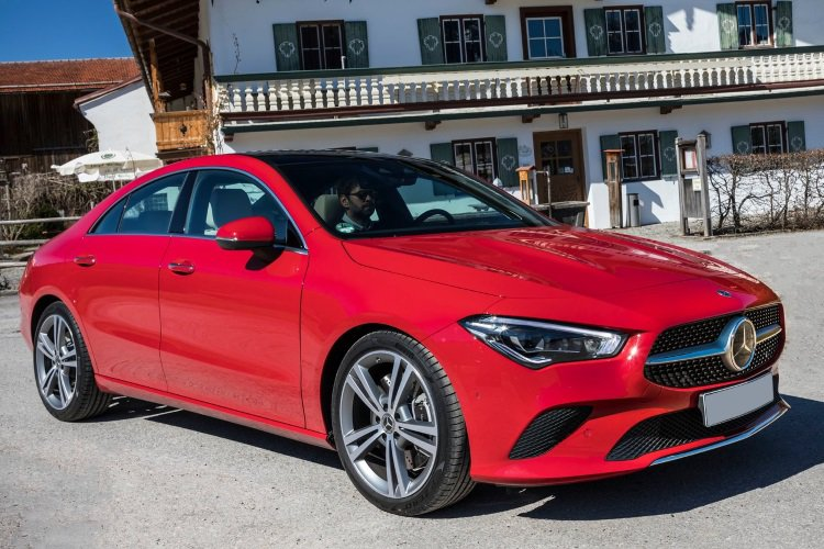 Mercedes cla Coupe cla 200 amg Line Premium 4dr tip Auto - 41