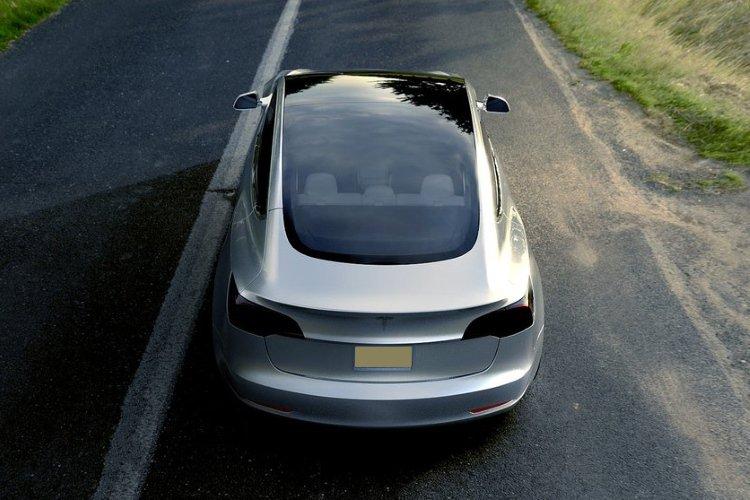 Tesla Model 3 Saloon Long Range AWD 4dr Auto Car Lease ...