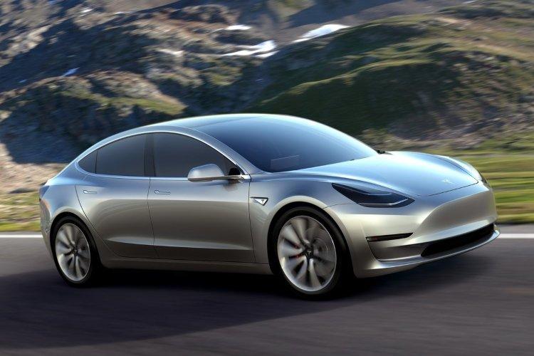 Tesla Model 3 Saloon Standard Plus 4dr Auto - 35