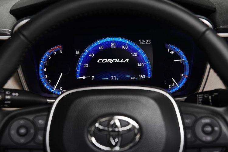 Toyota Corolla Saloon 1.8 vvt i Hybrid Icon 4dr cvt - 38