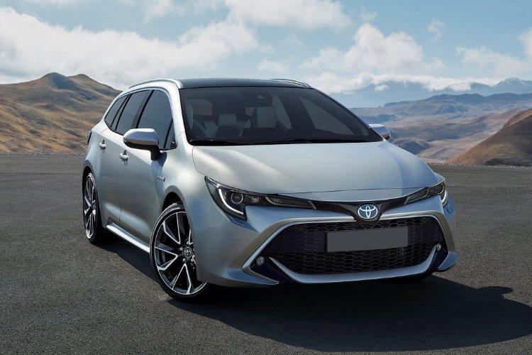 Toyota Corolla Touring Sport 1.8 vvt i Hybrid Icon 5dr cvt - 33