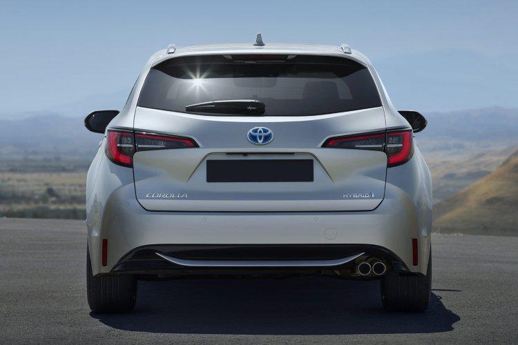 Toyota Corolla Touring Sport 1.8 vvt i Hybrid Icon Tech 5dr cvt - 41