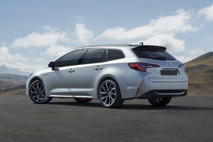 Toyota Corolla Touring Sport 1.8 vvt i Hybrid Icon Tech 5dr cvt - 39