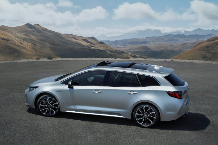 Toyota Corolla Touring Sport 2.0 vvt i Hybrid Design 5dr cvt [panoramic Roof] - 41