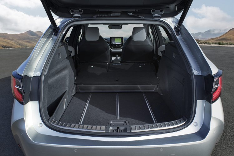 Toyota Corolla Touring Sport 2.0 vvt i Hybrid Design 5dr cvt [panoramic Roof] - 44