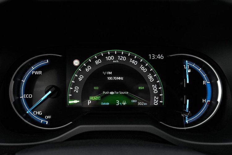 Toyota rav4 Estate 2.5 vvt i Hybrid Design 5dr cvt 2wd - 40