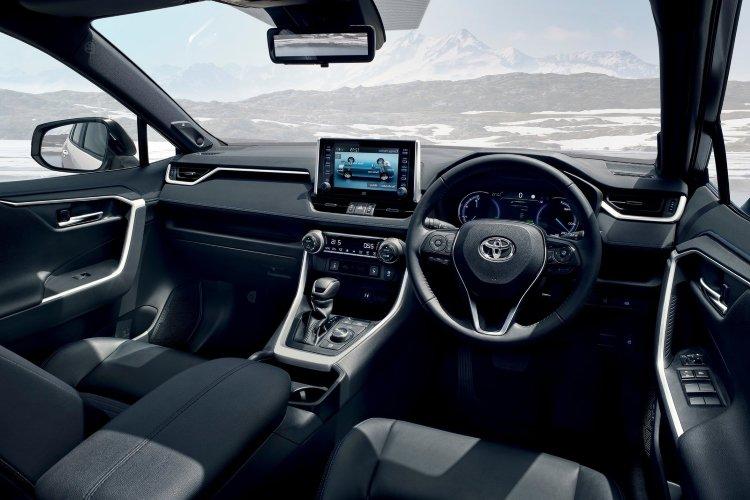 Toyota rav4 Estate 2.5 vvt i Hybrid Design 5dr cvt 2wd - 43