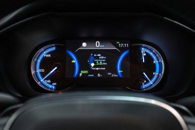 Toyota rav4 Estate 2.5 vvt i Hybrid Design 5dr cvt 2wd - 42