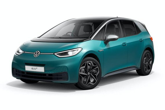 VW id.3 Electric Hatchback 110kw Style Pure Performance 48kwh 5dr Auto - 5