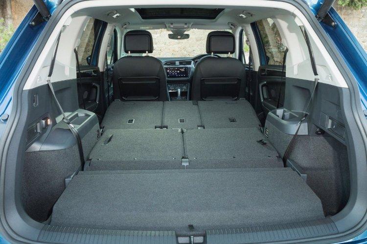 VW Tiguan Allspace Diesel Estate 2.0 tdi 4motion Match 5dr dsg - 38
