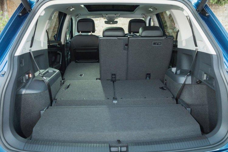 VW Tiguan Allspace Diesel Estate 2.0 tdi Match 5dr dsg - 43