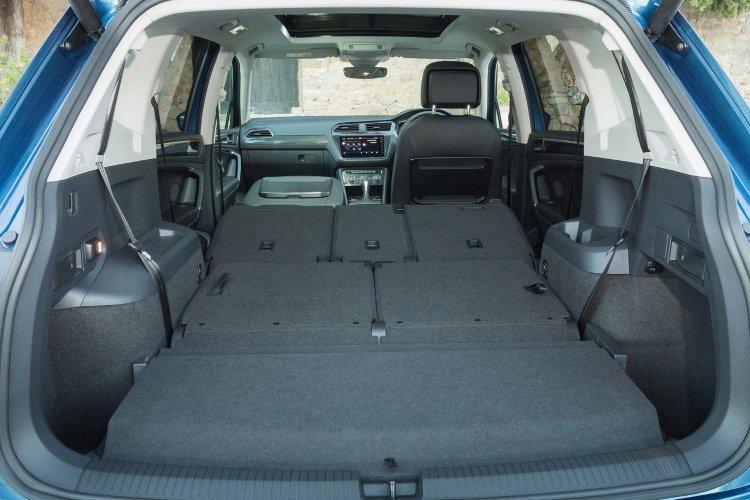 VW Tiguan Allspace Diesel Estate 2.0 tdi Match 5dr - 46