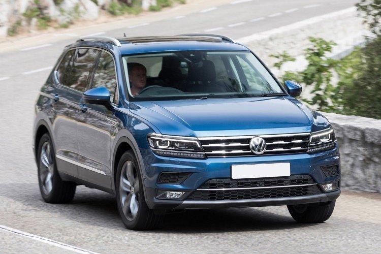 VW Tiguan Allspace Diesel Estate 2.0 tdi Match 5dr - 43
