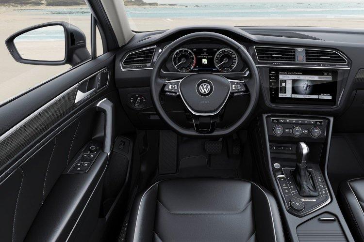VW Tiguan Allspace Diesel Estate 2.0 tdi Match 5dr - 45