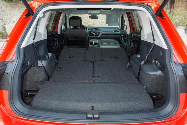 VW Tiguan Allspace Estate 1.5 tsi evo Match 5dr dsg - 40