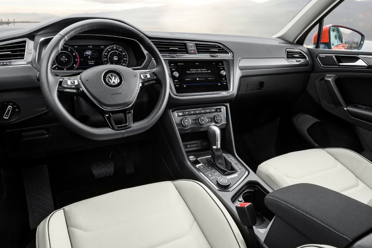 VW Tiguan Allspace Estate 1.5 tsi evo Match 5dr dsg - 38
