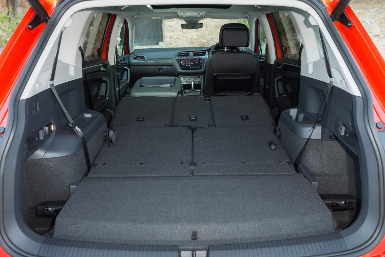 VW Tiguan Allspace Estate 1.5 tsi evo Match 5dr - 41