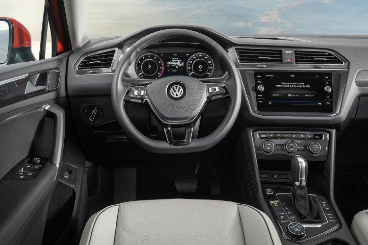 VW Tiguan Allspace Estate 1.5 tsi evo Match 5dr - 42