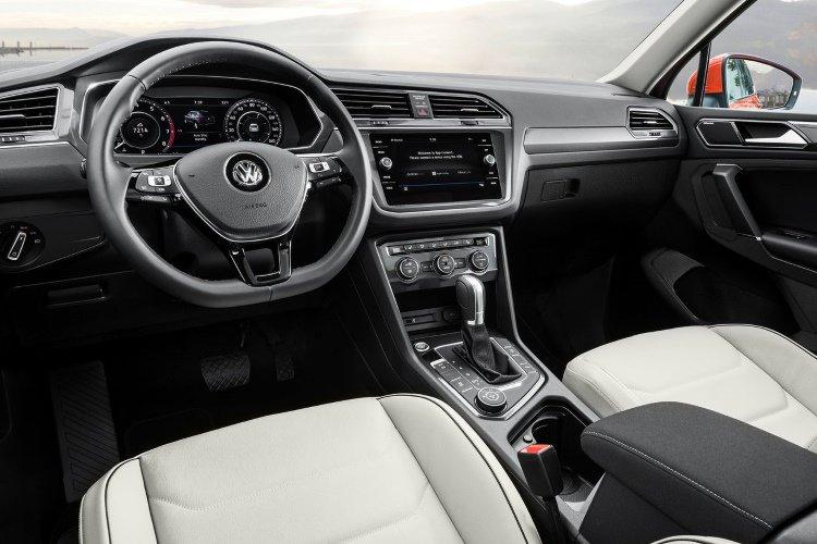 VW Tiguan Allspace Estate 1.5 tsi evo Match 5dr - 40