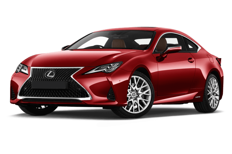 Lexus rc f Coupe 5.0 Carbon 2dr Auto [track Pack] - 1