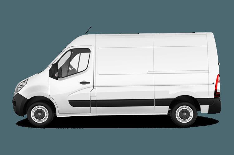 Vauxhall Movano 3500 l3 Diesel fwd 2.3 Turbo d 135ps h2 van - 5