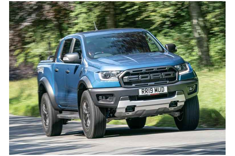 Ford S Rambunctious Ranger Raptor Leasing Options