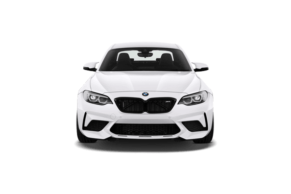 BMW m2 Coupe m2 Competition 2dr angle 1