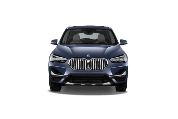 BMW X1 Estate sDrive 18i M Sport 5dr angle 1