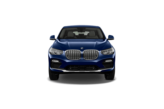 BMW X4 Diesel Estate xDrive30d M Sport X 5dr Step Auto [Plus Pack] angle 1